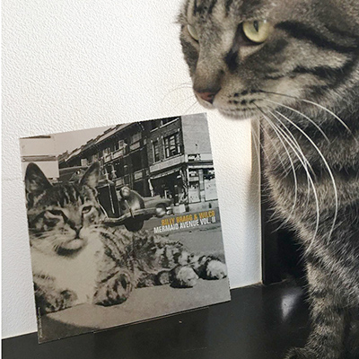 "『Mermaid Avenue 2』Billy Bragg & Wilco〜""Hobo""の変遷〜/お宝ねこジャケコレクション#03"