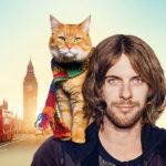 拾ったねこが生きる勇気に!  『ボブという名の猫 幸せのハイタッチ』/銀幕のねこたち#05