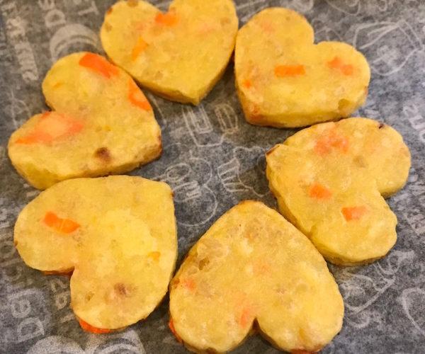 「じゃがいもクッキー」の巻/ねこごはん研究所#06