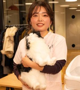 動物看護師の井上郁里です。動物看護師を5年経験。ねこちゃんの幸せのために全力でお手伝いします。栄養管理アドバイザー。ごはんの相談お待ちしています。